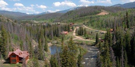 420 Yoga Retreat Colorado Rockies August 23rd - 25th 2019 tickets