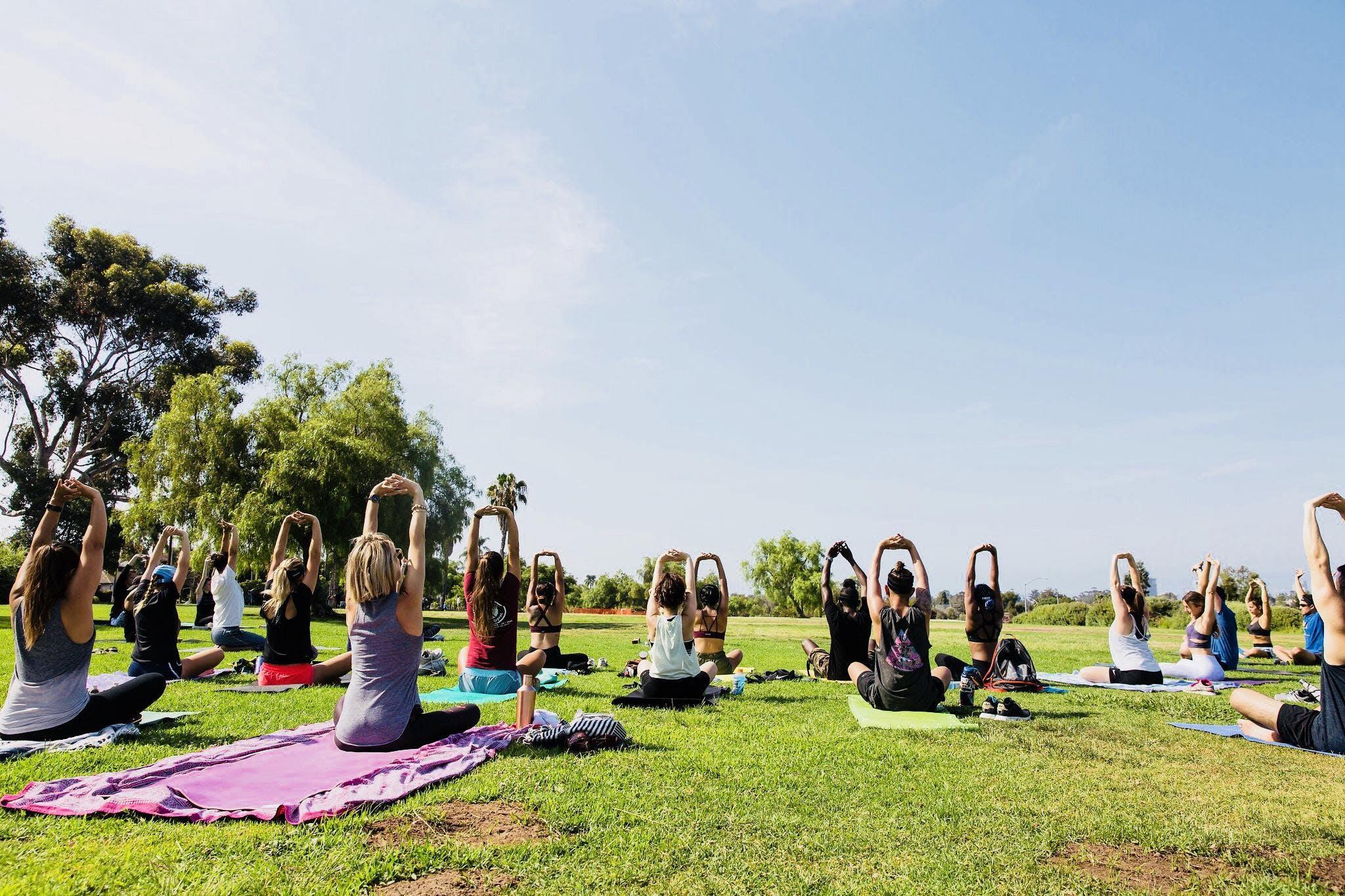 Meditation + HIIT + Yoga