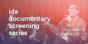 IDA Documentary Screening Series 2018