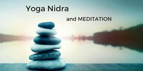 Yoga Nidra and Meditation tickets
