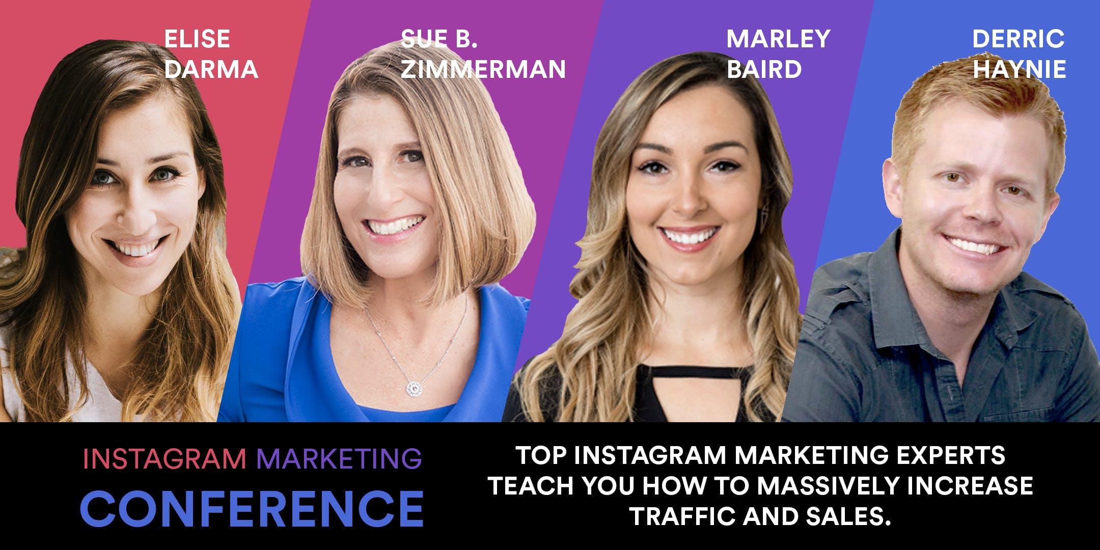 Instagram Marketing Conference 2018 (Online C