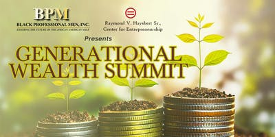 Generational Wealth Summit