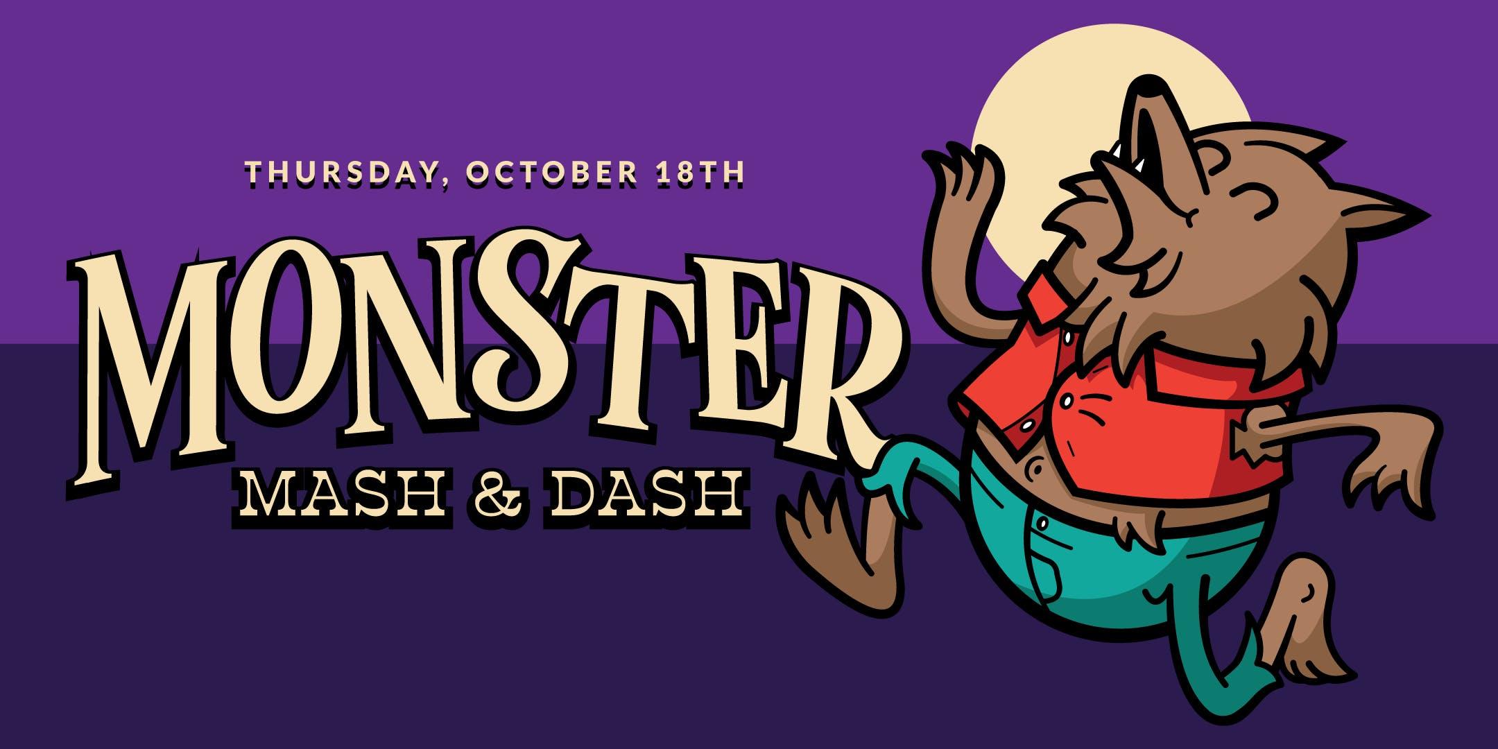 Monster Mash & Dash 2018