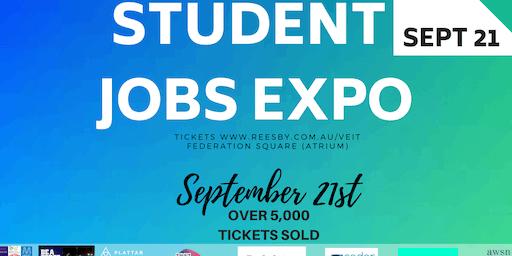 Volunteer at the Tech Jobs Expo 2019
