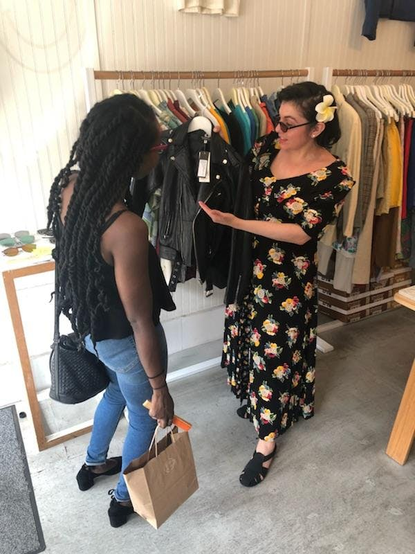 North Brooklyn Vintage Shopping Tour