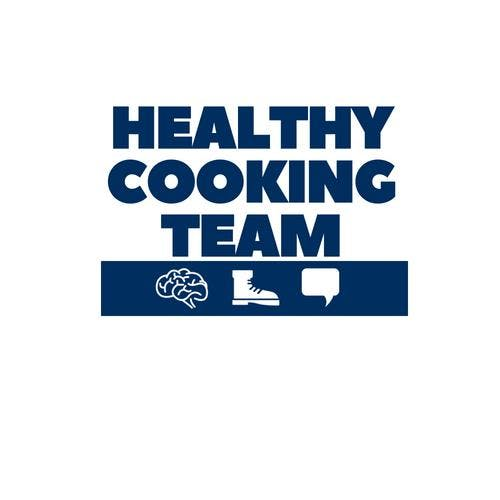Healthy Cooking Team Weekly Sessions