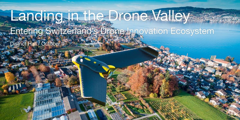 Expert Panel: Landing in the Drone Valley