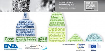 Energia e sicurezza a supporto del patrimonio storico-architettonico: Finanziamenti innovativi per investimenti sostenibili