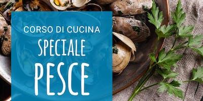 Corso di cucina speciale Pesce - Interspar Sarmeola