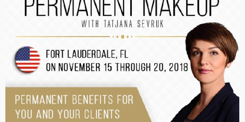 Permanent Makeup Class of Lips, Eyebrows & Eyeliner - November 15th ...