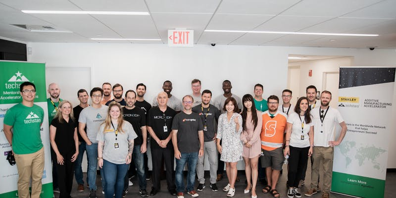 Stanley and Techstars