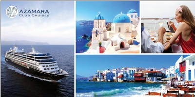 Join us on a Hosted Cruise to the Greek Islands!