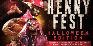 10/28- *HENNY-FEST* ROOFTOP *VIP* HALLOWEEN DAY Party...