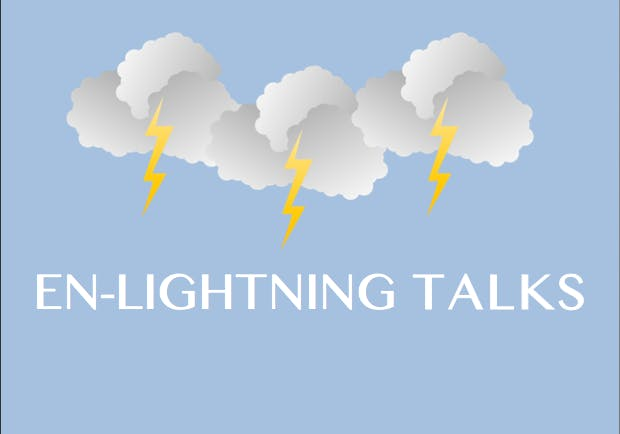 En-Lightning talks for SLTs