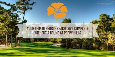 2019 US Open Week at Poppy Hills