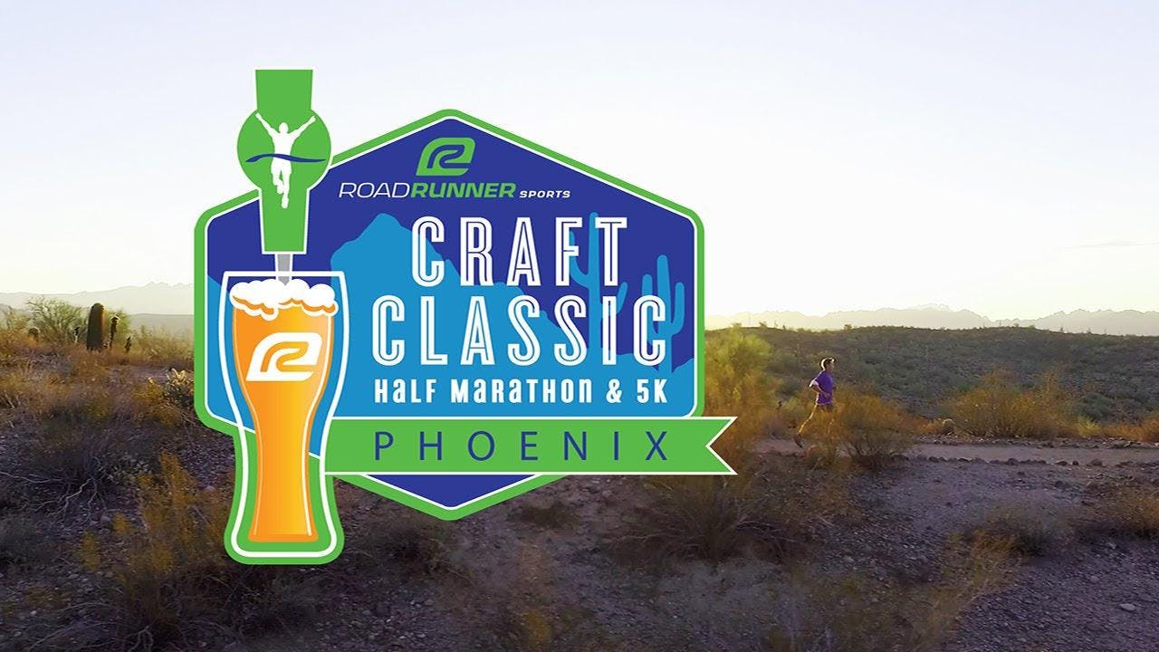 Craft Classic Social Run at Road Runner Sports Tempe