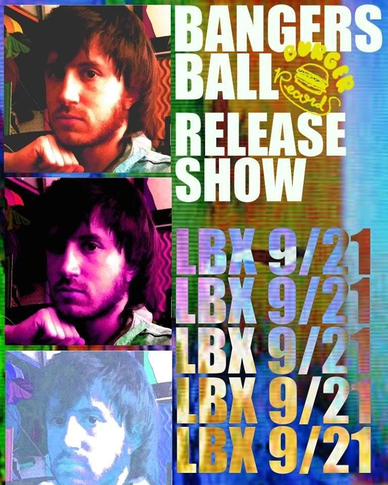 Weird Radicals Bangers Ball Release