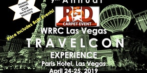 9th Annual WRRC Las Vegas TravelCon Experience