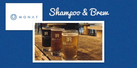 Shampoo & Brew tickets