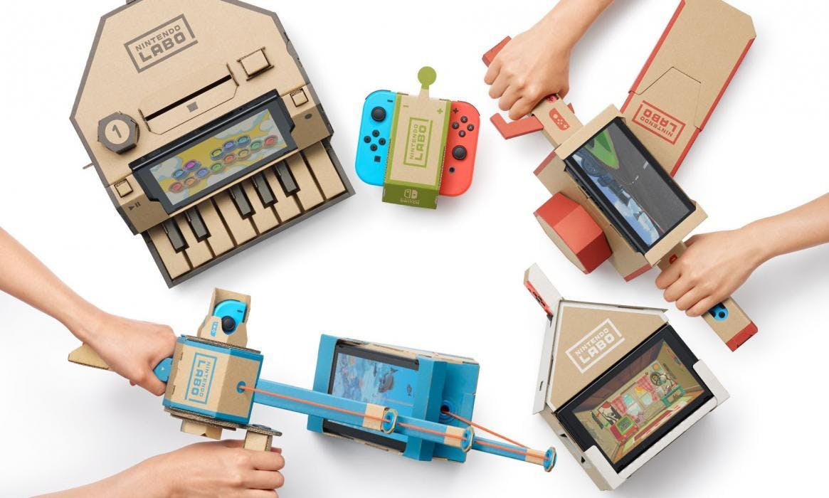Labo Workshop - Red Mountain