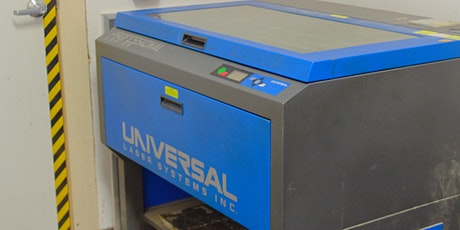 """60W """"Baby Blue"""" Laser Engraver Operation and Safety tickets"""