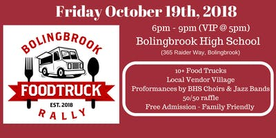 Bolingbrook Food Truck Rally