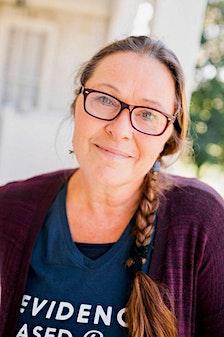 Molly Patterson, Evidence Based Birth® Instructor, CD(DONA) logo