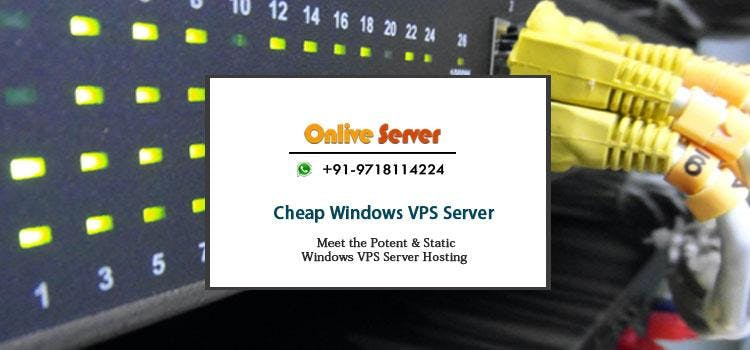 Event of Topmost Windows based VPS Server