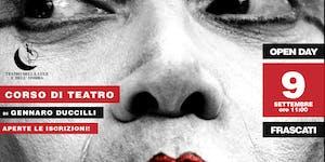 OPEN DAY - Corso di Teatro a Frascati