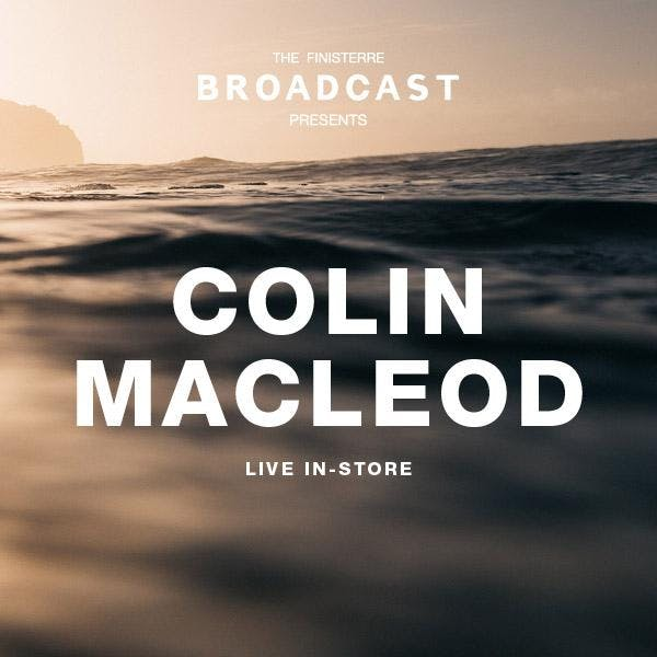 Colin Macleod | Live In Store