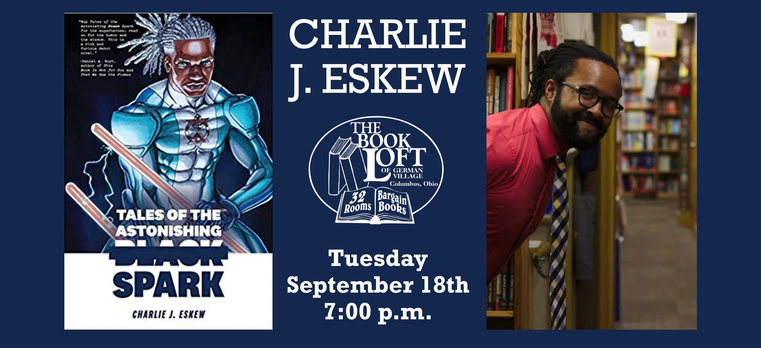 Charlie J. Eskew - Tales of The Astonishing B