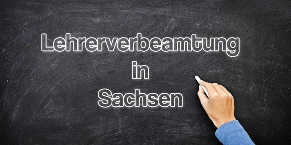 Infoveranstaltung Lehrerverbeamtung in Sachse