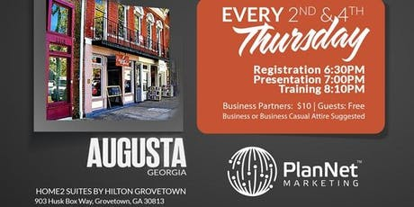 Become a Travel Agent (No experience necessary)-Augusta tickets