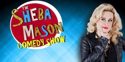 Sheba Mason Show Featuring TOP NYC COMICS!