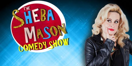 Sheba Mason Show Featuring TOP NYC COMICS! tickets