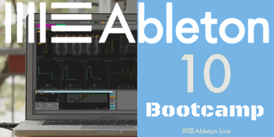Ableton Live 10 Bootcamp with Noah Pred & Paul Sch