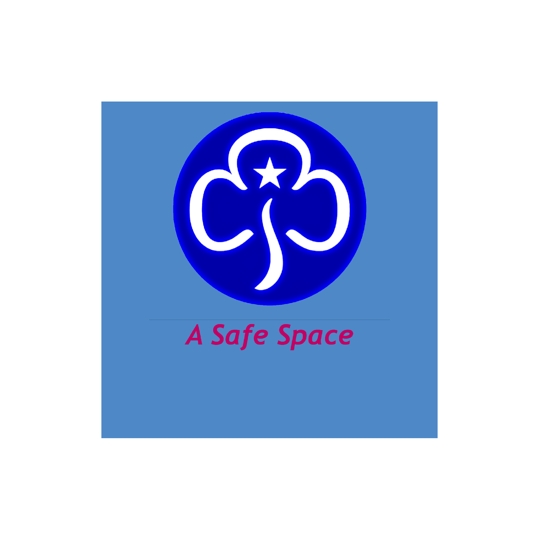 A Safe Space - Level 2 e-learners additional