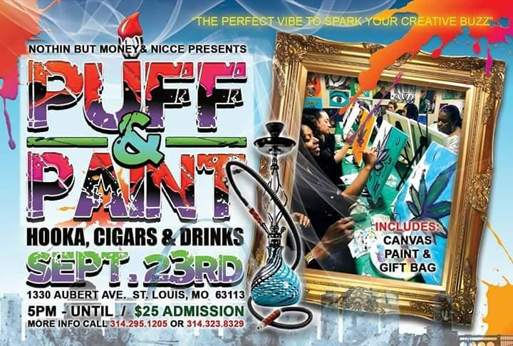 Puff &Paint STL Edition