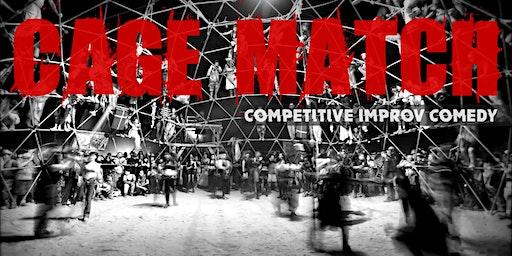 CageMatch: Competitive Long-form Improv Comedy