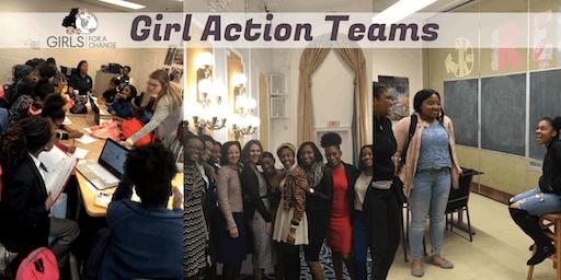 Girl Action Team Coach Training