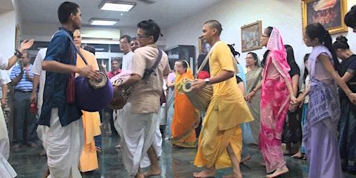 Hare Krishna Sunday Feast