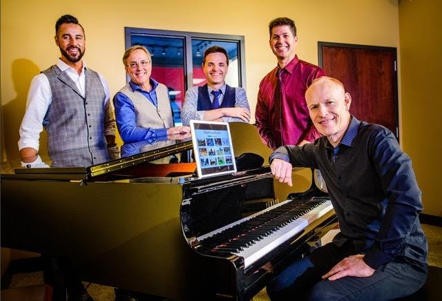 An evening with The Piano Guys Tech Guru Craig Knudsen