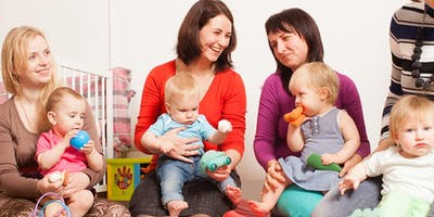By Donation (Support Local Charity) Weekly Parenting Group!