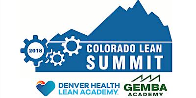 2018 Colorado Lean Summit