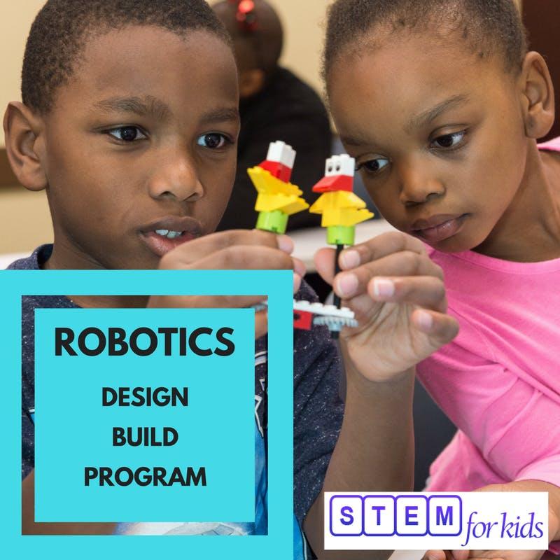 STEM Saturdays (Grade 1-5) - Robotics -1