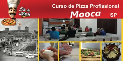 Curso de Pizza Profissional São Paulo-SP Sábados