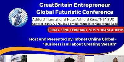 GreatBritain Entrepreneurship Futuristic Conference 2019