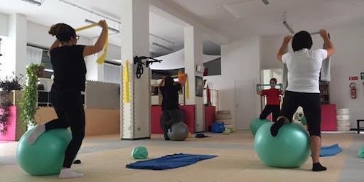 Pilates - 1lezione free