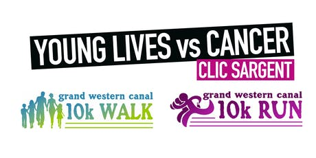 26th Grand Western Canal Walk & Run - Going The Extra Mile For CLIC Sargent tickets