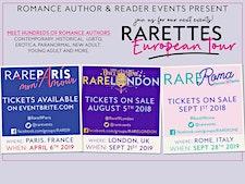 Romance Author & Reader Events RARE logo